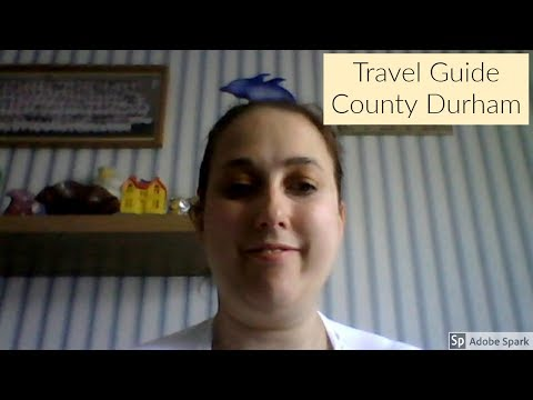 Travel Guide County Durham UK Review