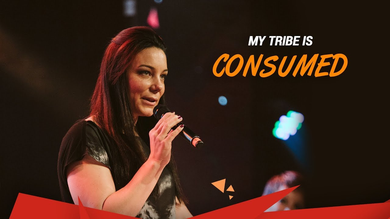 My Tribe is CONSUMED // Shani Ferguson