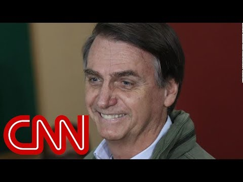 Far-right candidate wins Brazil presidential election