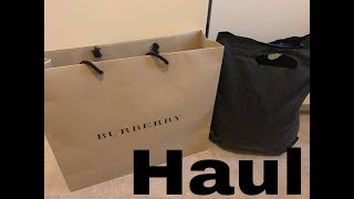 Video #HAUL : Zara , Burberry, kiabi ... + BON PLAN download MP3, 3GP, MP4, WEBM, AVI, FLV Agustus 2017