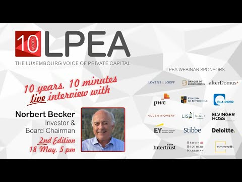 10 Years, 10 Minutes with Norbert Becker (2nd Edition)