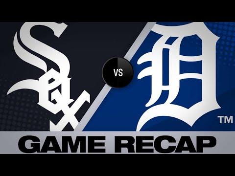4/19/19: Rodon, 5-run 7th lead White Sox past Tigers
