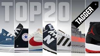 당신이 꼭 알아야 할 최고의 신발 TOP 20 [Bes…