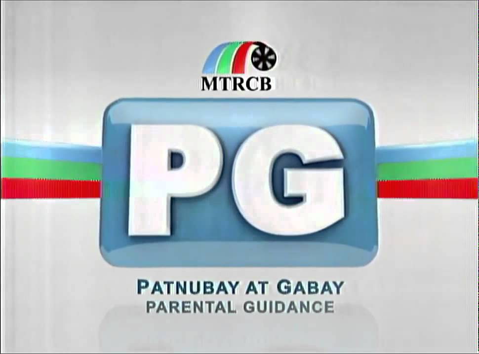 Mtrcb Parental Advisory G Pg And Spg Youtube