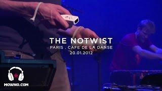 the notwist   live in paris