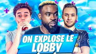 FORTNITE ► ON EXPLOSE LE LOBBY ft. Carbon & Mickalow
