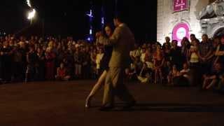 Isabella FUSI y Diego AMADO - La Rue du Tango (3/4)