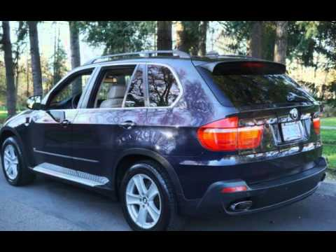 BMW X I Row Seating DVD Cooled And Heated Seats For - 2007 bmw x5 4 8i for sale