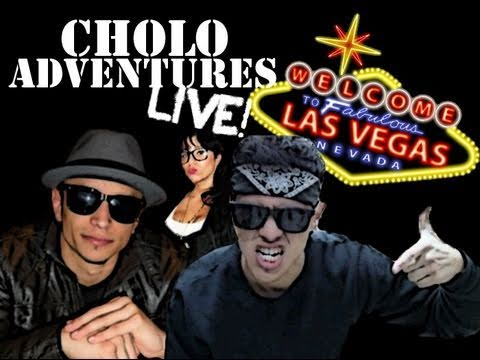 Cholo Adventures Live show in Las Vegas (Highlights)