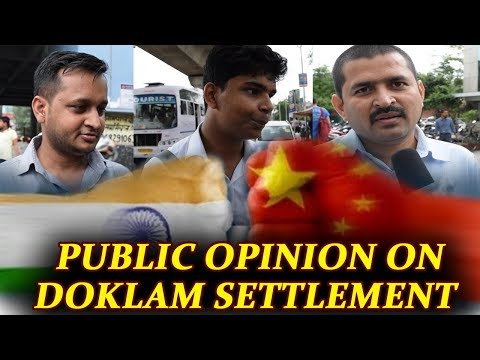 Sikkim standoff : India-China pull off troops from Doklam, public react | Oneindia News