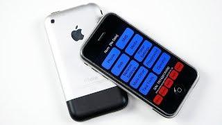 Эксклюзив - распаковка инженерного прототипа iPhone 2G с eBay