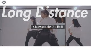 Sam Gellaitry - Long Distance | Dance Choreography Rodi | Girls Hiphop Class LJ DANCE