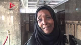 بالفيديو| سيدة في ضريح عبدالناصر: السيسي مُعيّن من سيدنا الحسين