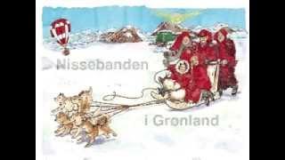 NISSEBANDEN I GRØNLAND 1989