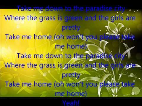 Paradise City Lyrics