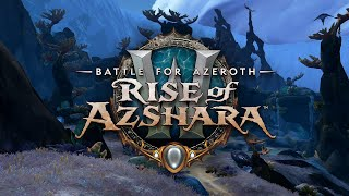 Music from Battle for Azeroth: Rise of Azshara
