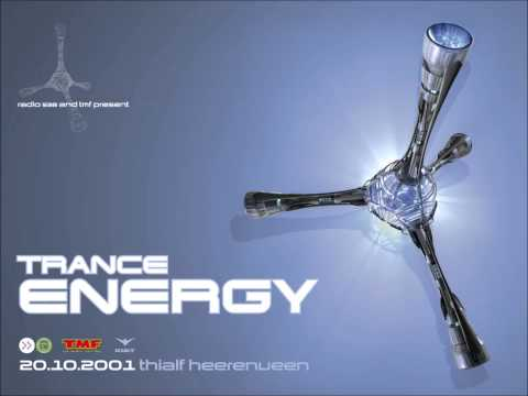 Johan Gielen - Trance Energy 17-02-2001 ( Pre performance & interview)