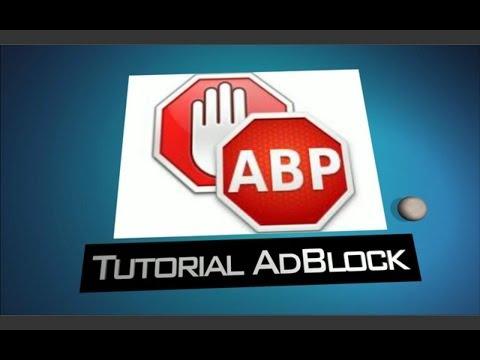 Tutorial AdBlock y AdBlock Plus (español)