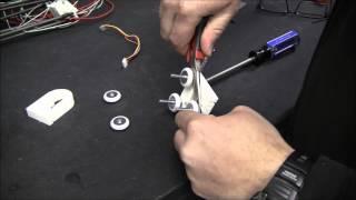Kossel Mini 3D Printer Vertical Movement Tutorial