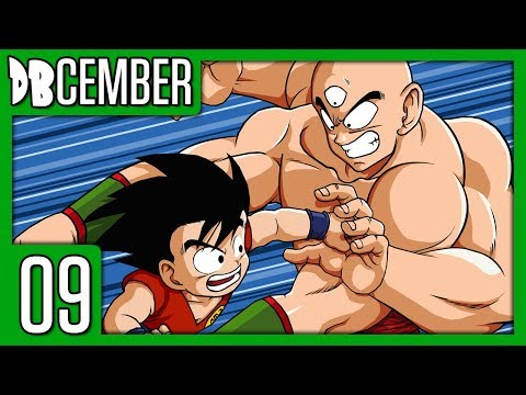 Top 12 Dragon Ball Fights | 9 | DBCember 2018 | Team Four Star (TFS)