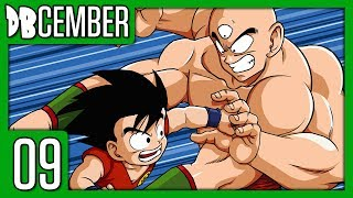 Top 12 Dragon Ball Fights   9   DBCember 2018   Team Four Star (TFS)