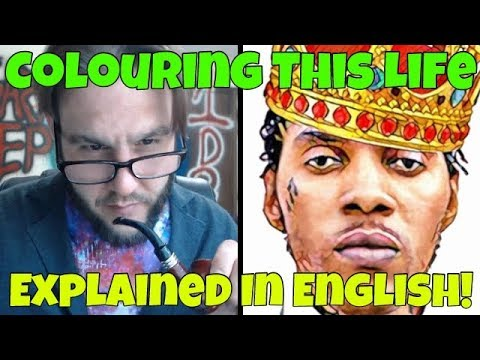 Colouring For Life By Vybz Katel MP3 Video MP4 3GP Download