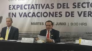 Turismo será el mayor impulsor de la derrama económica en el país en este verano