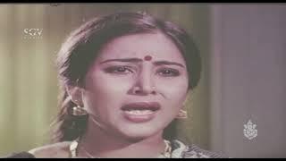 Flirting Scene Geetha Double Roll Feeling Scenes || Hennina Sedu Kannada Movie | Geetha Srinath