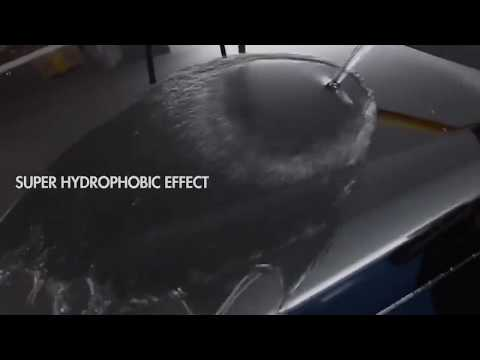Polish céramique hydrophobe anti-rayures PREMIUM