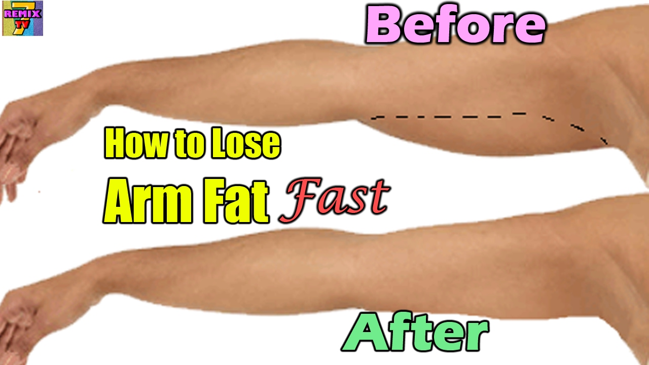 How to Lose Arm Fat Fast | Home Exercise Arm Fat Lose ...