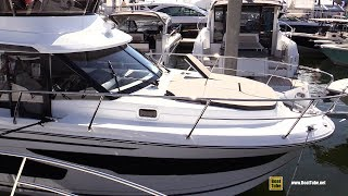 2020 Jeanneau NC 1095 FLy Motor Boat - Walkaround Tour - 2019 Fort Lauderdale Boat Show