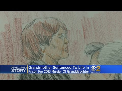 Grandmother Sentenced To Life In Prison For Brutal Murder Of 8-Year-Old Gizzell Ford