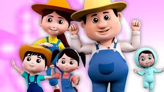 If You Are Happy in Hindi | Hindi Rhymes For Kids | Hindi Nursery Rhymes | खुश हो अगर तुम