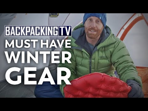 Top 5 Must-Have Pieces of Gear for Winter Camping