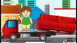 S2-K03 : Mengenal Jenis Truk   Kompilasi   Puri Animation Channel