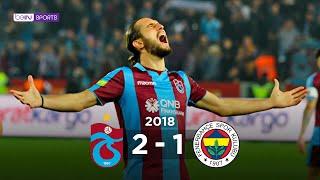 25.11.2018 | Trabzonspor-Fenerbahçe | 2-1