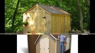 Free Shed Building Plans - (Visit: www.budurl.com/completeshedplans)