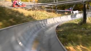 Bobsled Track Visegrád (Hungary)