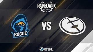 Rainbow Six Pro League - Season 8 - NA - Rogue vs. Evil Geniuses - Week 8