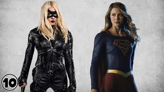 Top 10 Hottest Female Superheroes In The Arrowverse