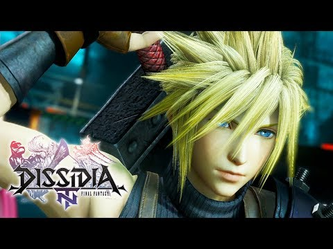 DISSIDIA FINAL FANTASY NT - Closed Beta no PS4