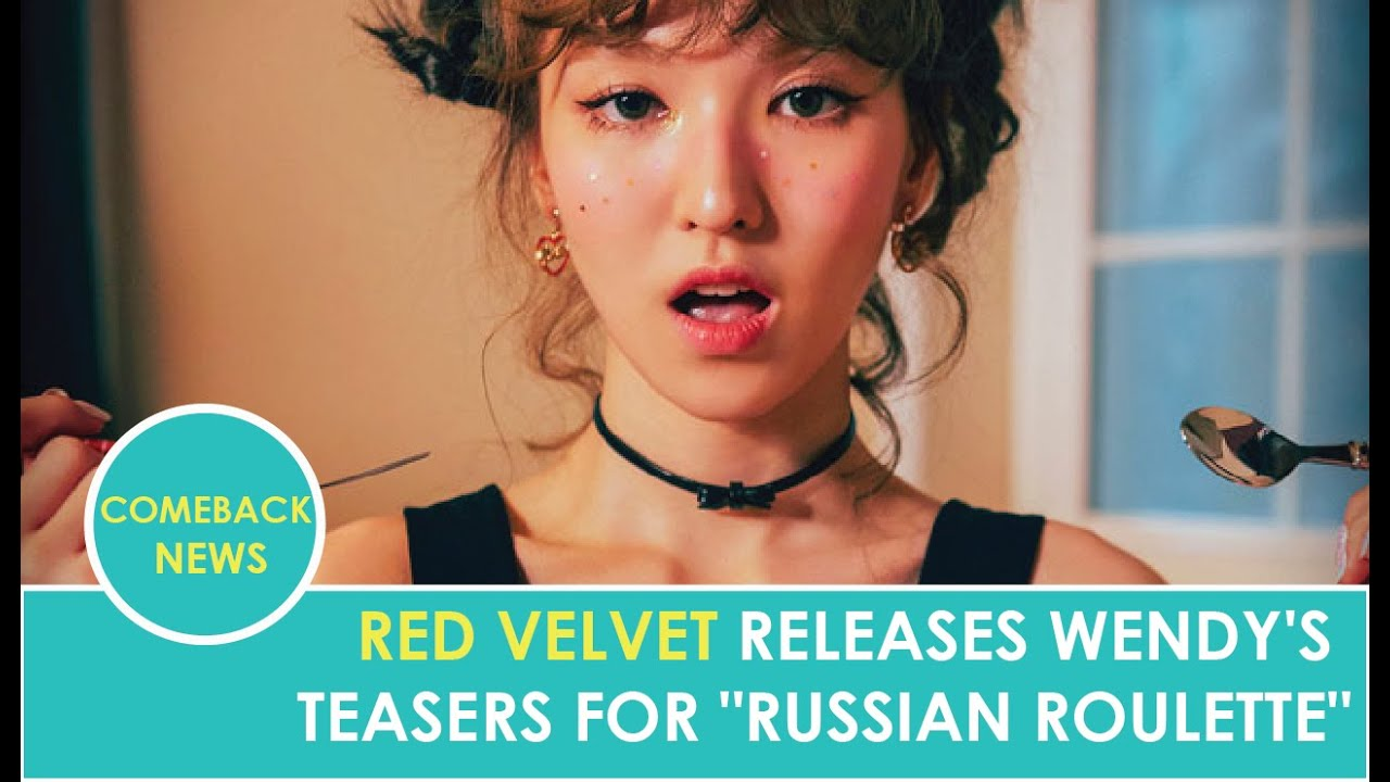 Red velvet russian roulette traduzione