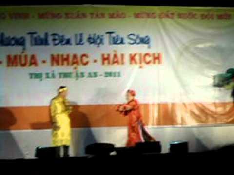 Hài kịch quan tham - Nhóm Hài Hữu Phước