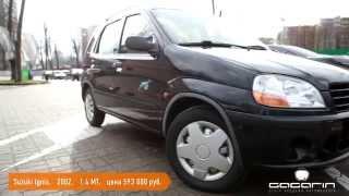 GAGARIN: Suzuki Ignis, 2002