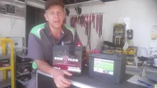 Why 6 Volt Battery for Dry Camping - 6 volt vs 12 volt