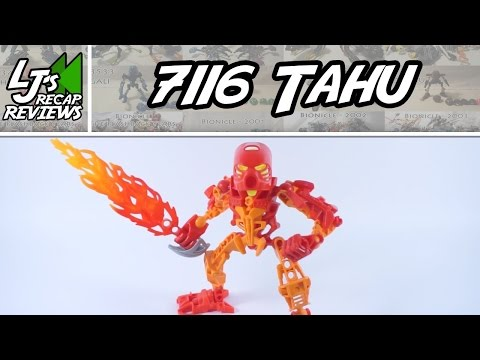 Eljay's Recap Review: 7116 Tahu