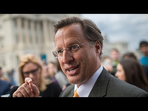 Virginia Congressman Dave Brat on Comey, Trump, Health Care and Financial Regulation