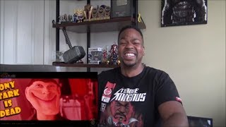 SPIDER-MAN FAR FROM HOME Weird Trailer #2 by Aldo Jones - REACTION!!!