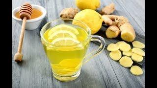 ★Напиток из лимона, чеснока и имбиря может вылечить закупорку артерий, уменьшить уровень холестерина