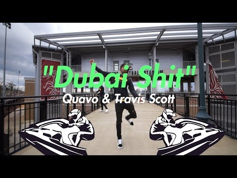 Travis Scott & Quavo - Dubai Shit ft.Offset (Official NRG Video)